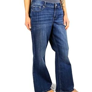 Maurices Boot Cut Jeans Size 14X28 Short